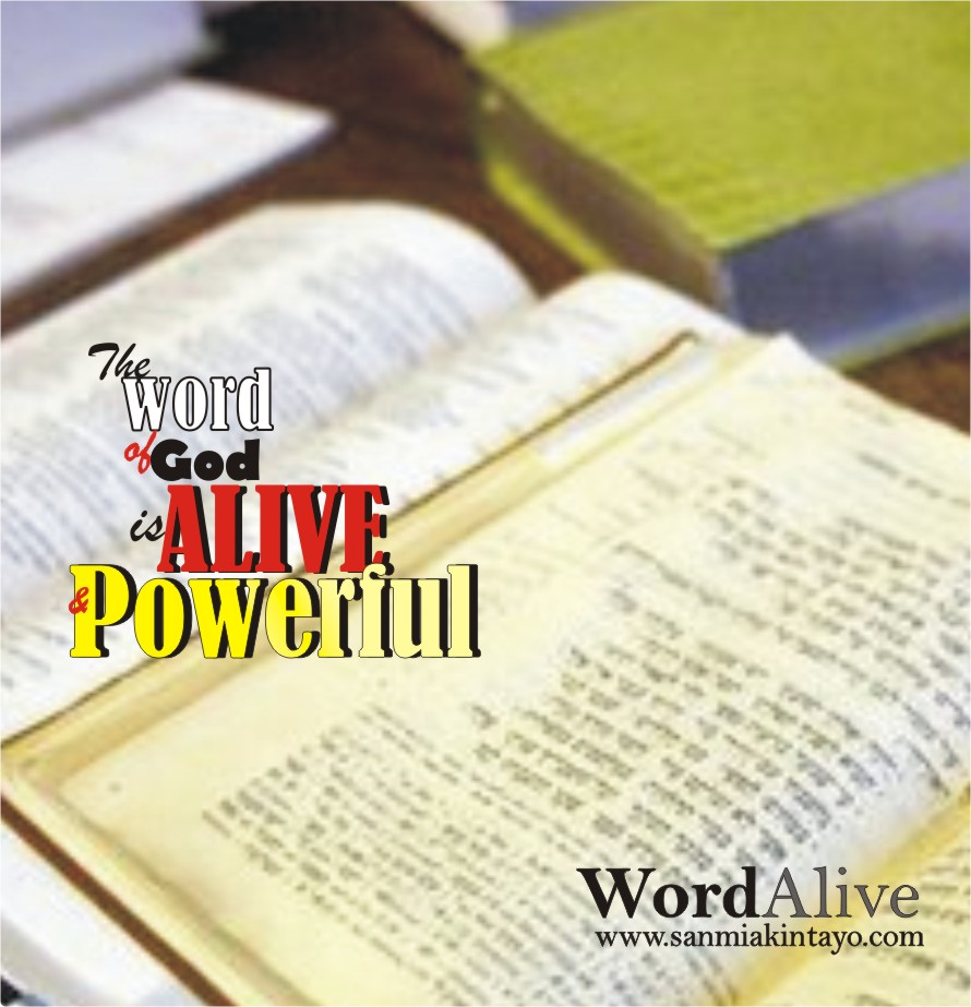 The Word Of God Is Alive Wallpaper PicsWallpapercom 890x923