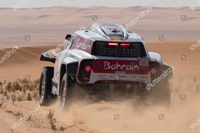 Spanish driver Carlos Sainz Bahrain JCW XRaid Editorial Stock 1500x999