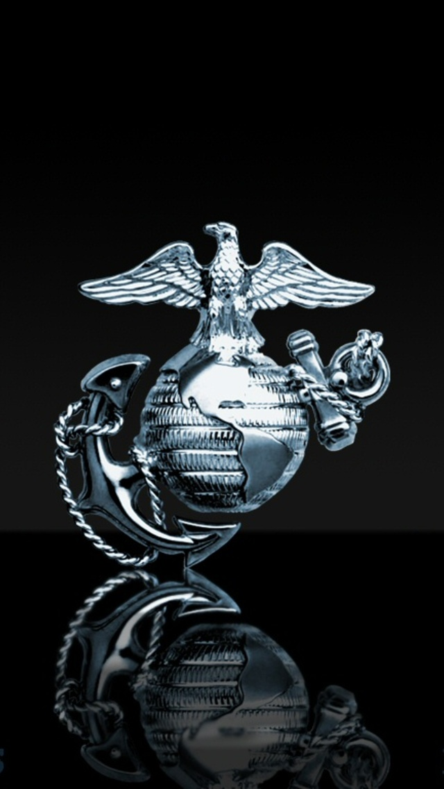 49 Usmc Iphone Wallpaper On Wallpapersafari