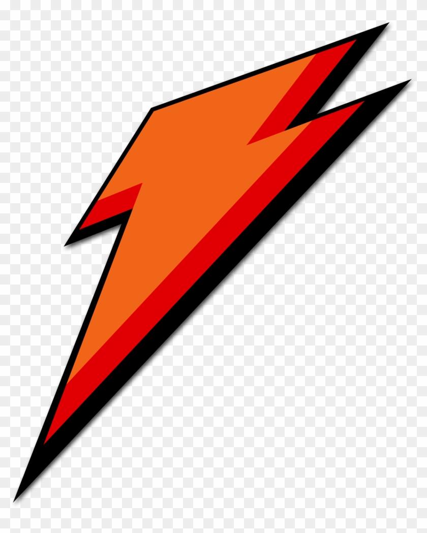 Gatorade Black Lightning Bolt   Gatorade Lightning Bolt Logo HD 840x1049