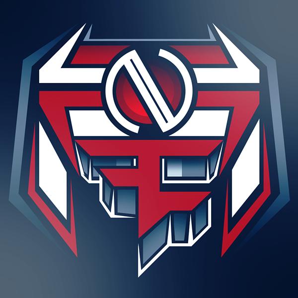 FaZe Nikan Logo Design on Behance 600x600