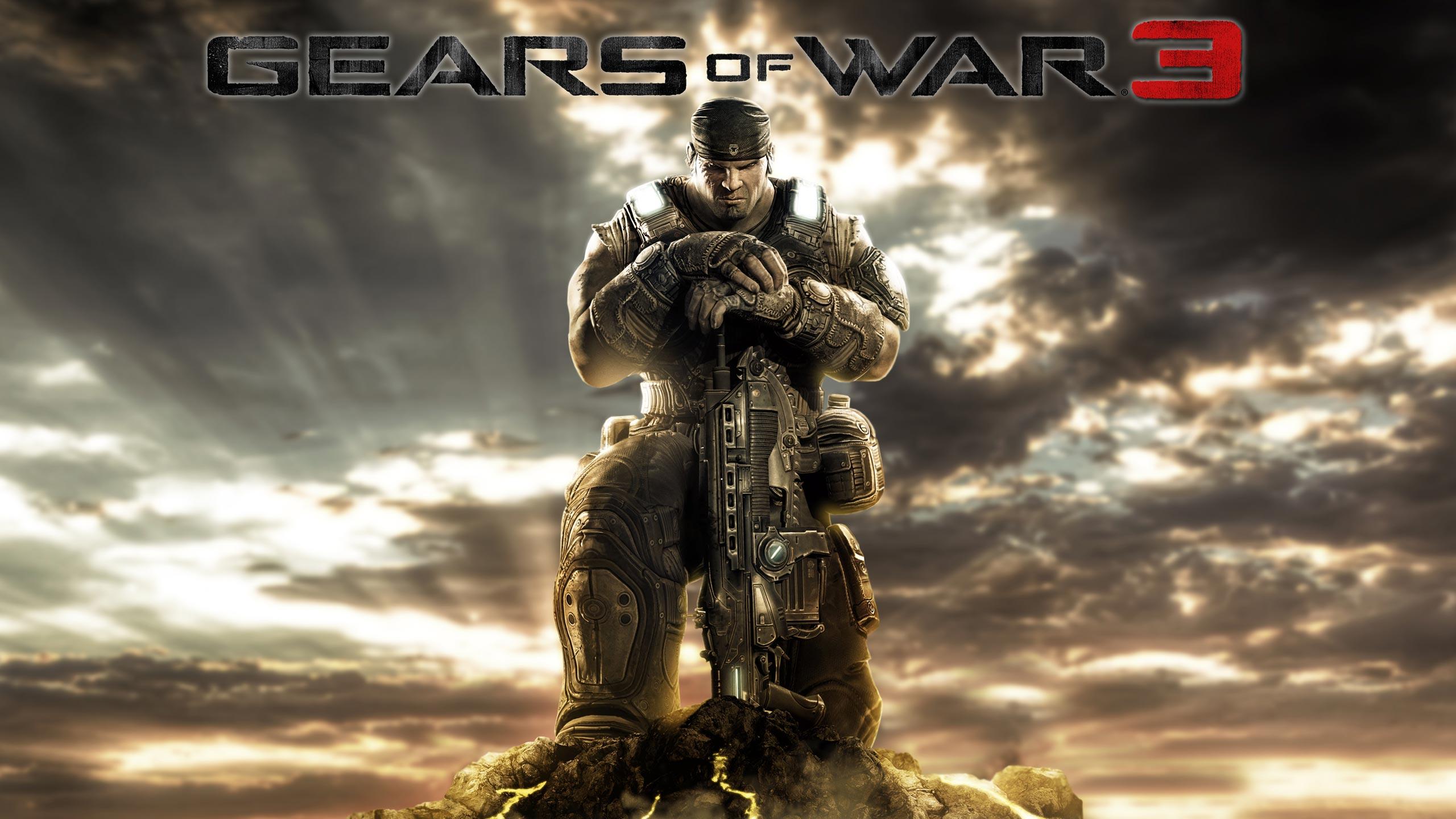 Gears of war 3 wallpaper wallpapersafari - Gears of war carmine wallpaper ...