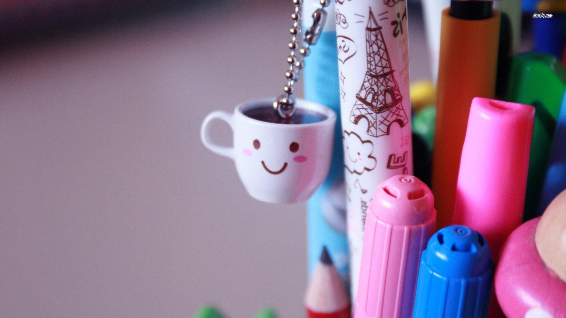 Coffee cup keychain wallpaper   Photography wallpapers   12522 1920x1080