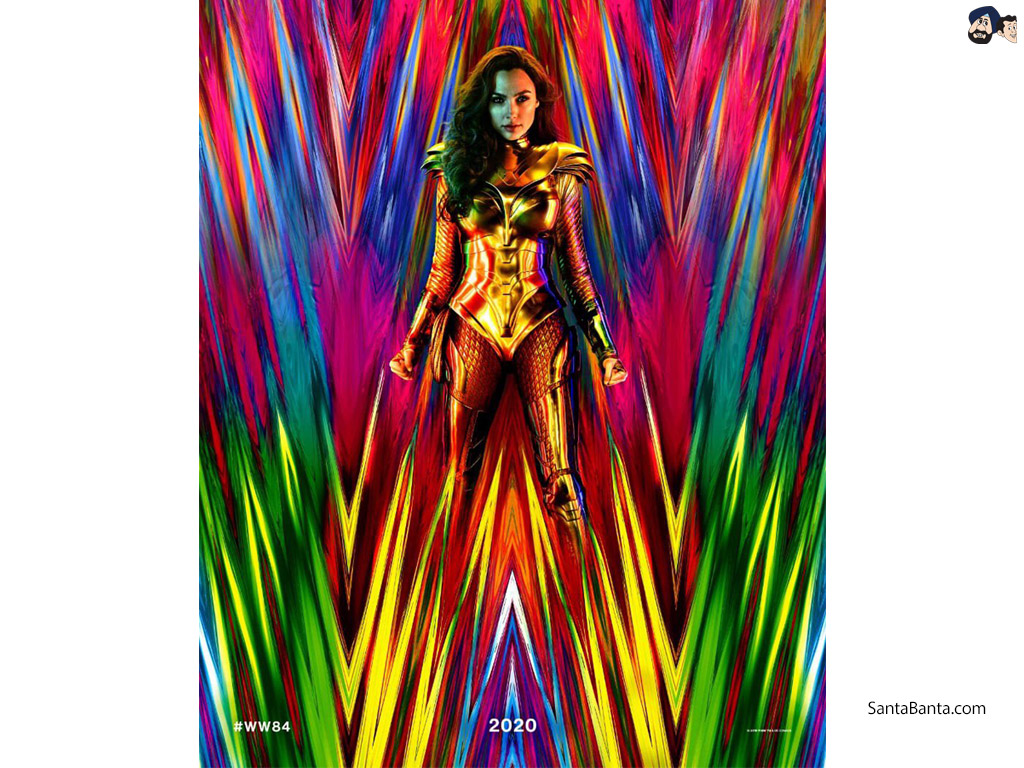 Wonder Woman 1984 Movie Wallpaper 1 1024x768