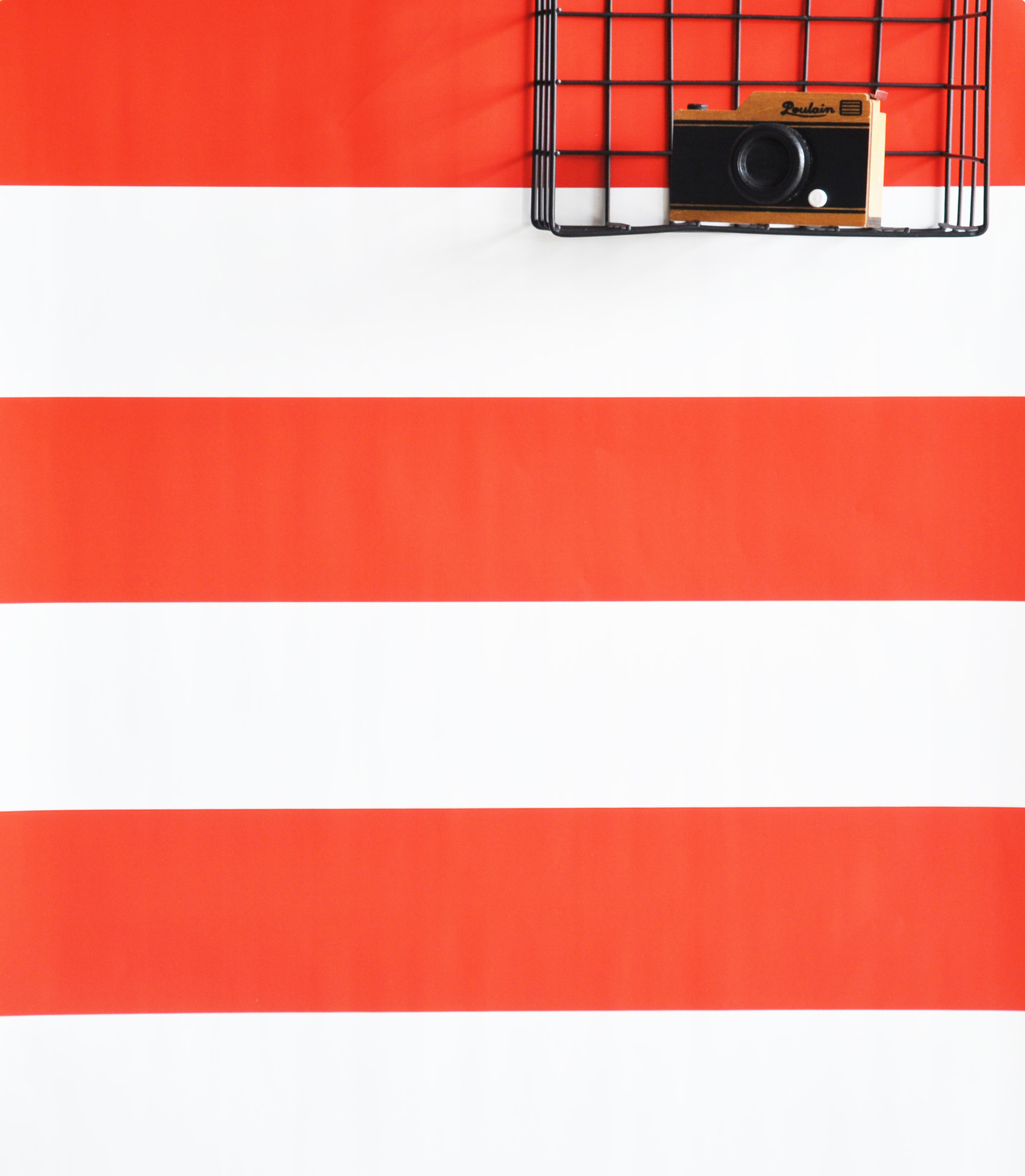 Nautical Stripe Removable Wallpaper Elementem Photography 1786x2048