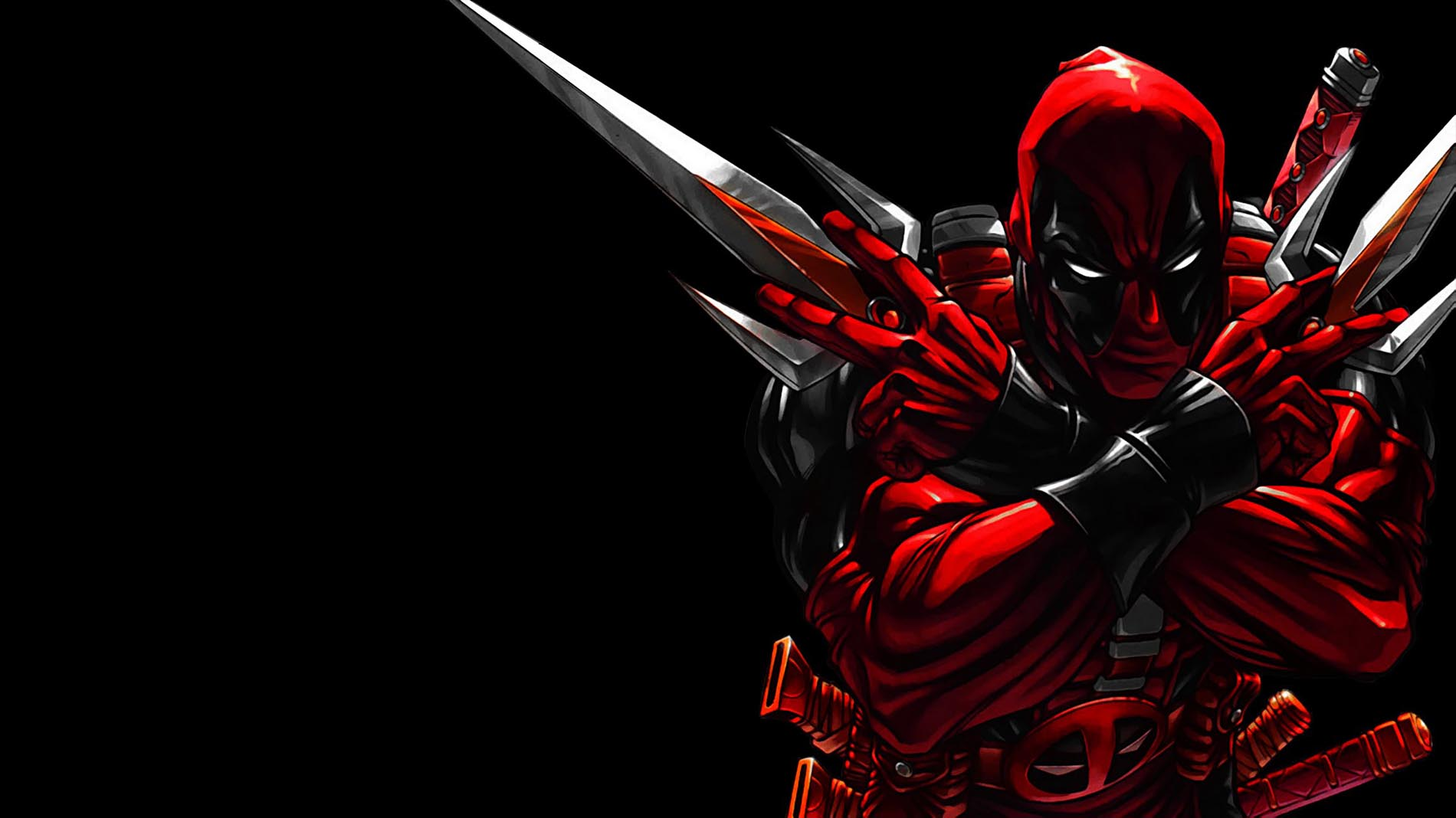 Deadpool Wallpapers   Taringa 1900x1068
