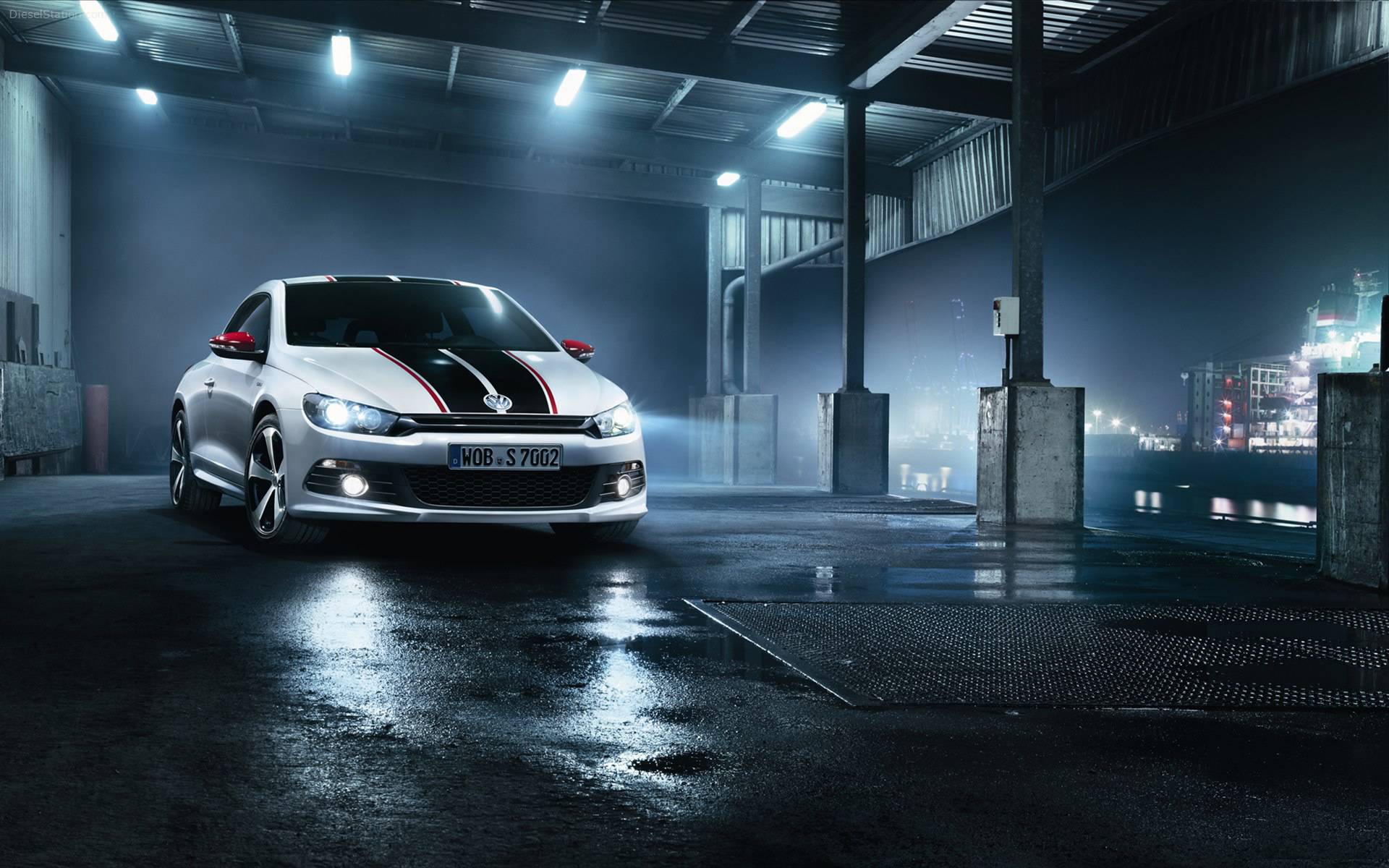 2013 Volkswagen Scirocco GTS Wallpaper HD Car Wallpapers 1920x1200