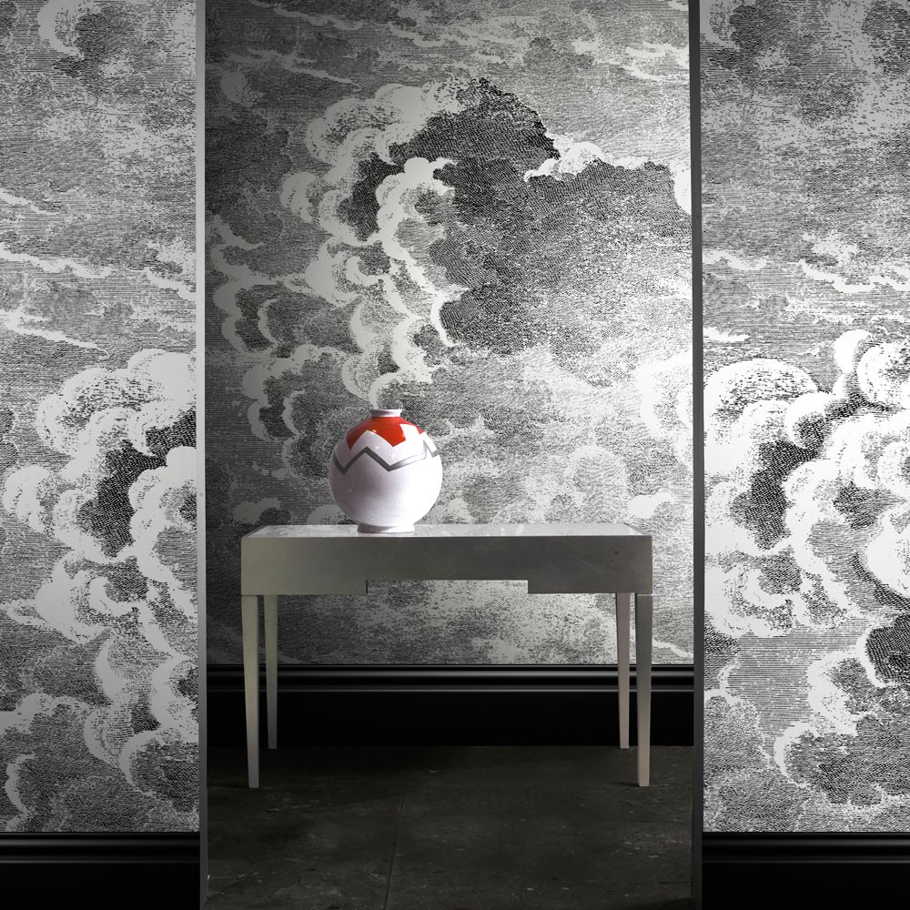 Fornasetti Nuvole Wallpaper Panels   8222034 Occa Home UK 1000x1000
