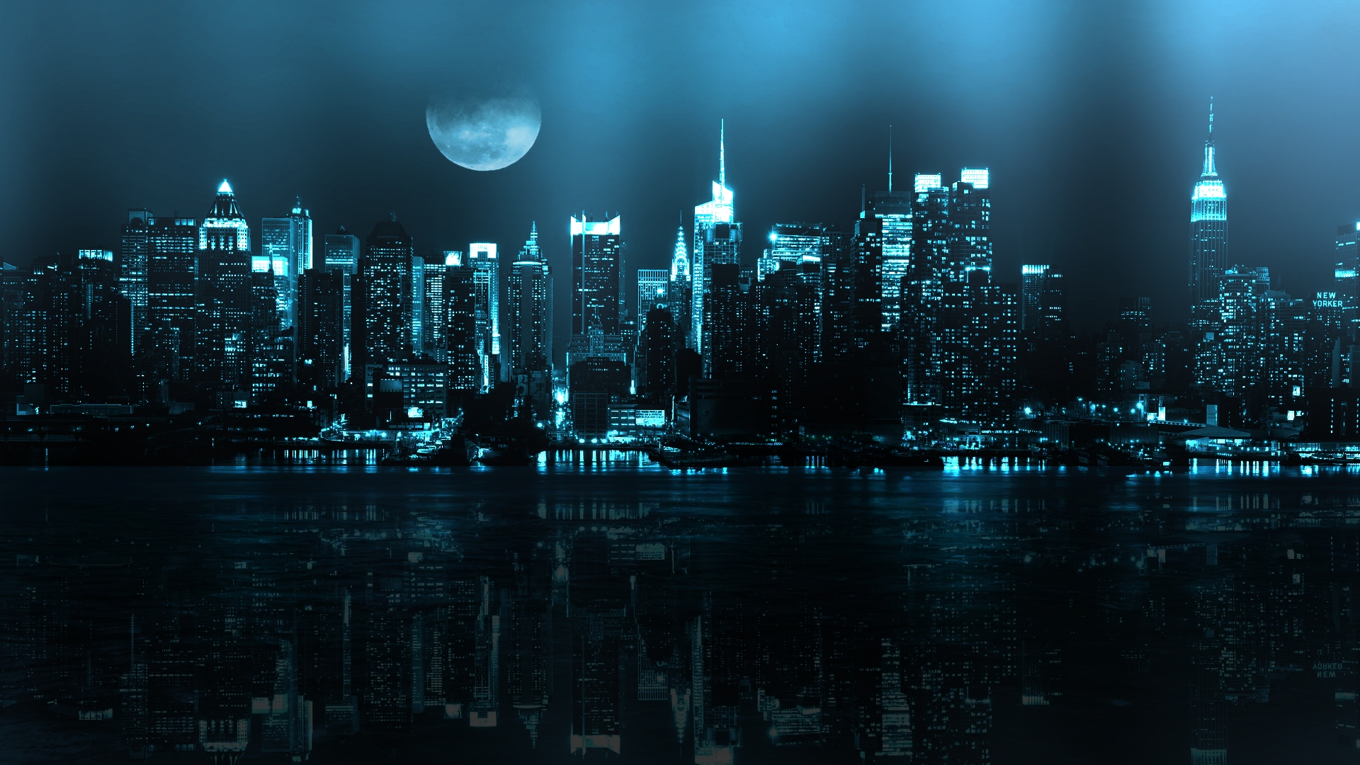 Cool Wallpapers 1920x1080 with City Light at Night HD Wallpapers for 1920x1080
