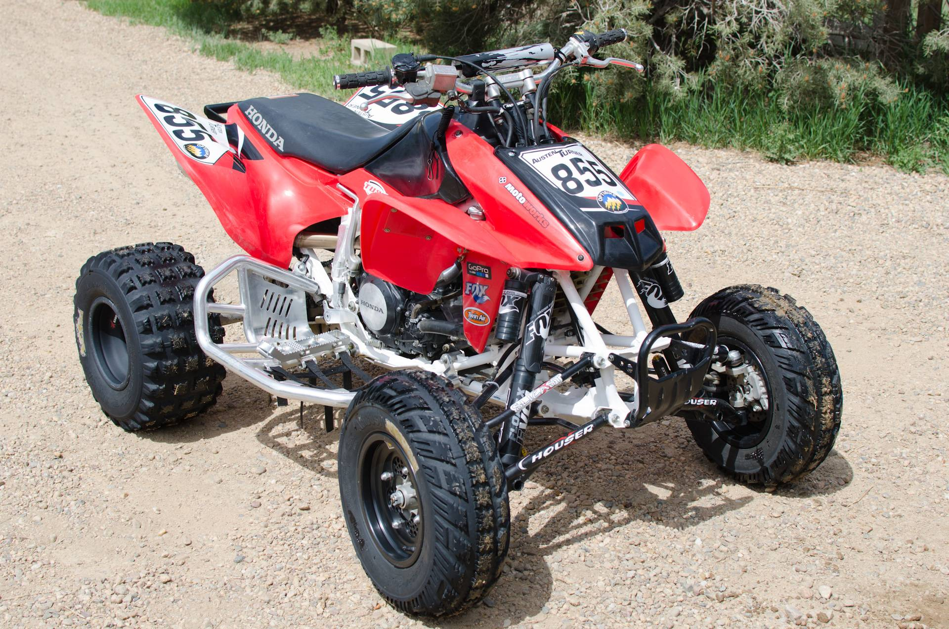 Honda TRX450R atv quad offroad motorbike bike dirtbike hd wallpaper 1920x1272