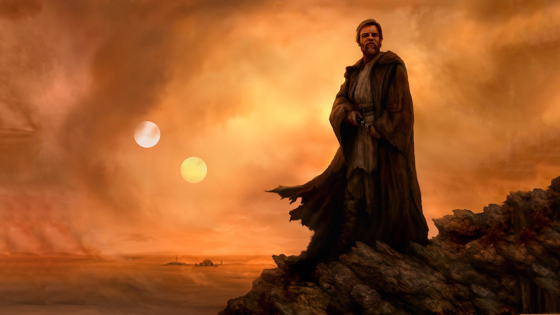 Obi Wan Kenobi Wallpaper 3 1920x1080