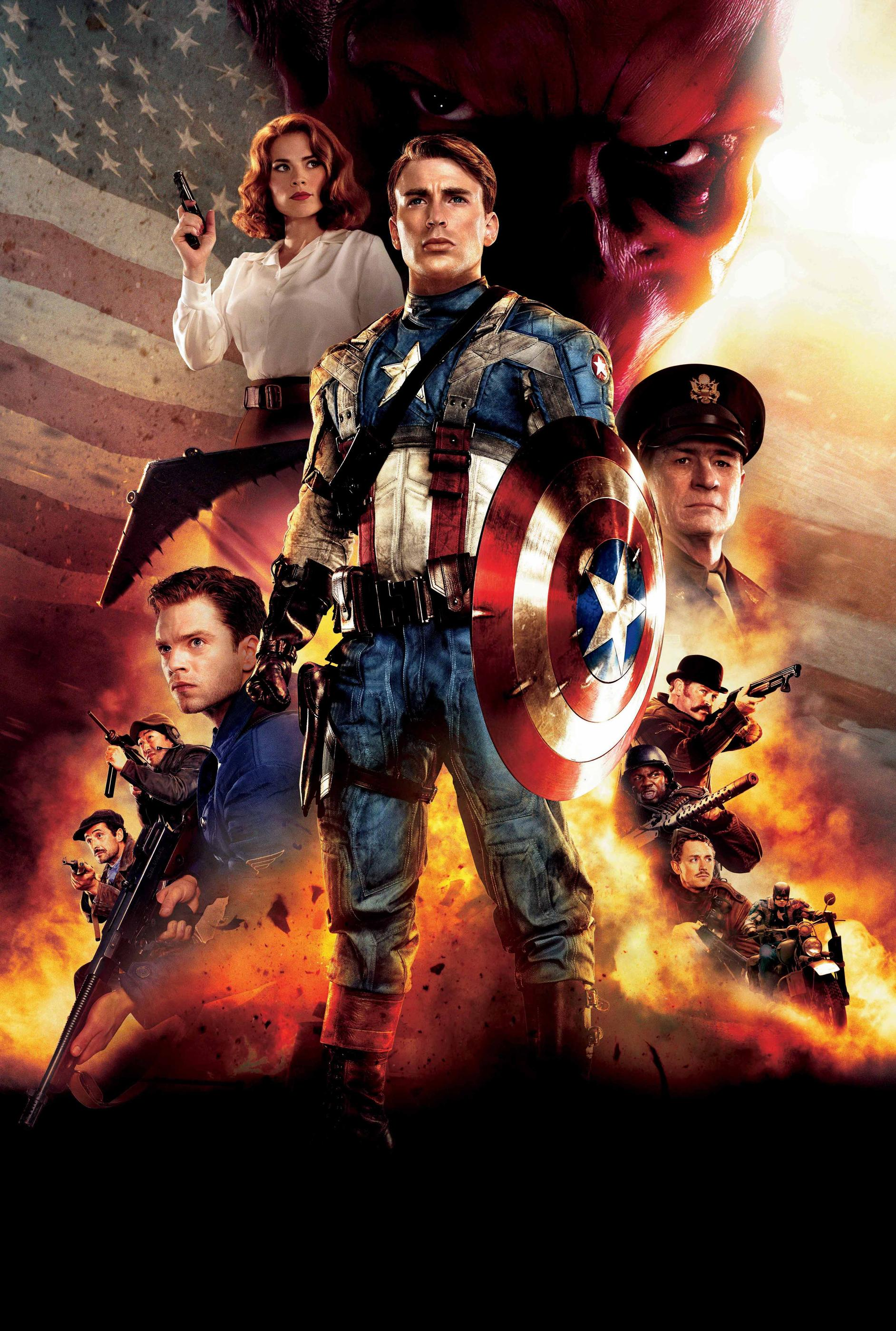 Free Download Captain America The First Avenger Posters Wallpaper