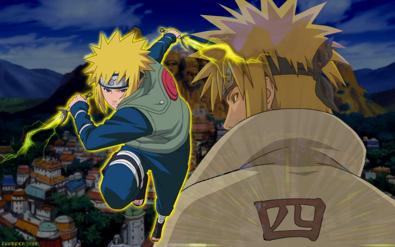Naruto Shippuuden images 4th hokage HD wallpaper and background 1280x800