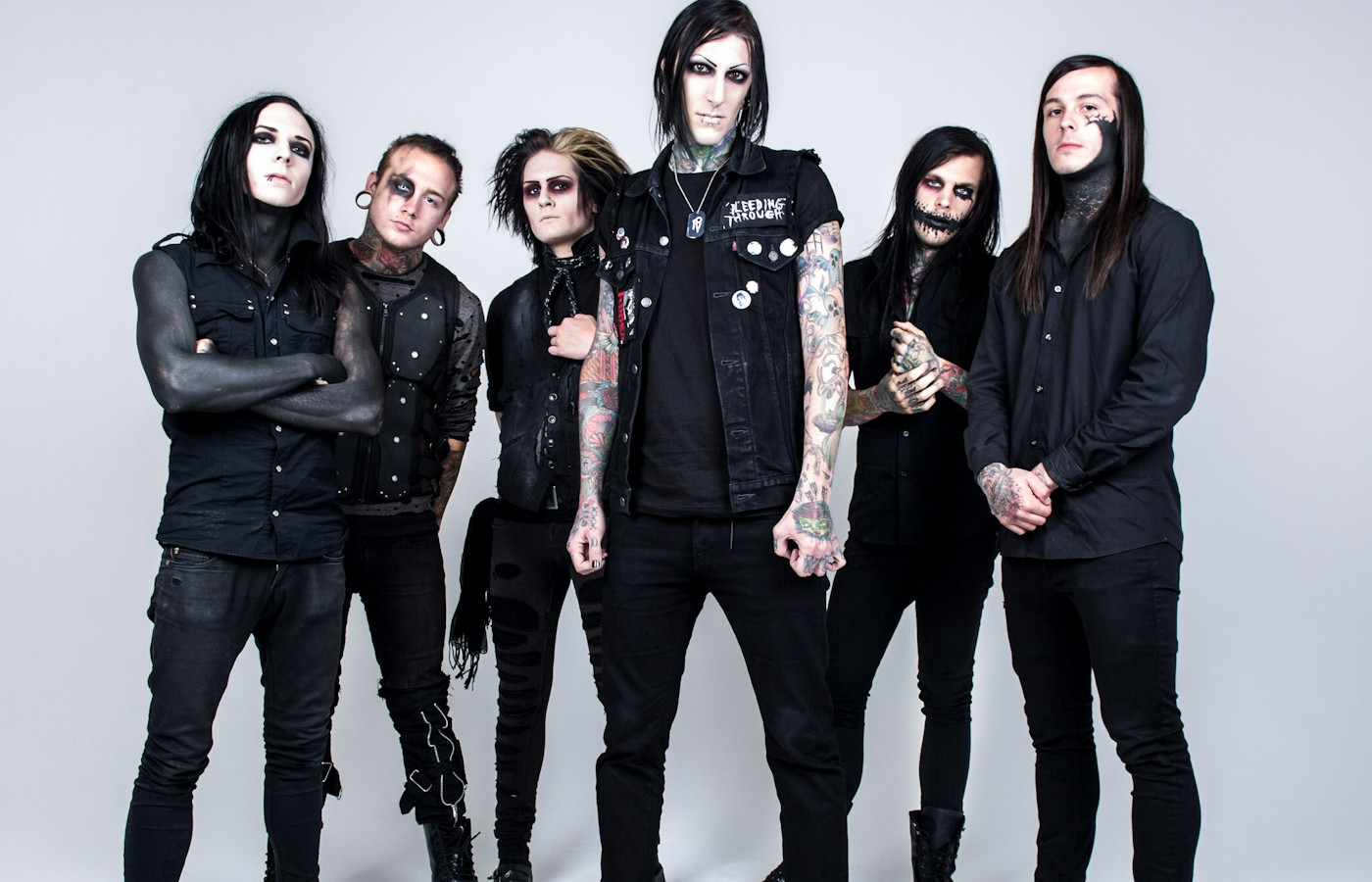Wallpapers For Motionless In White Wallpaper 1920x1080 1400x900