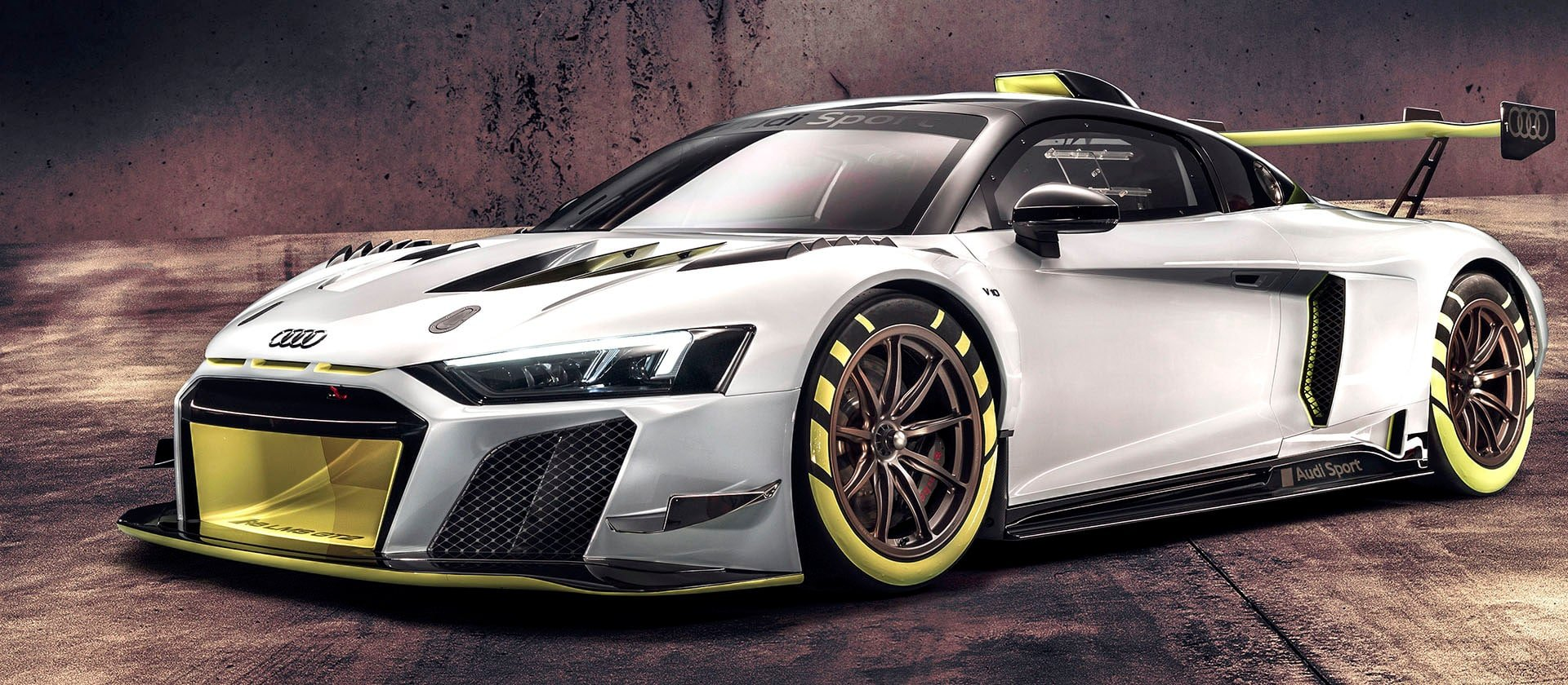 Audi R8 Lms Gt2 2019 1920x840