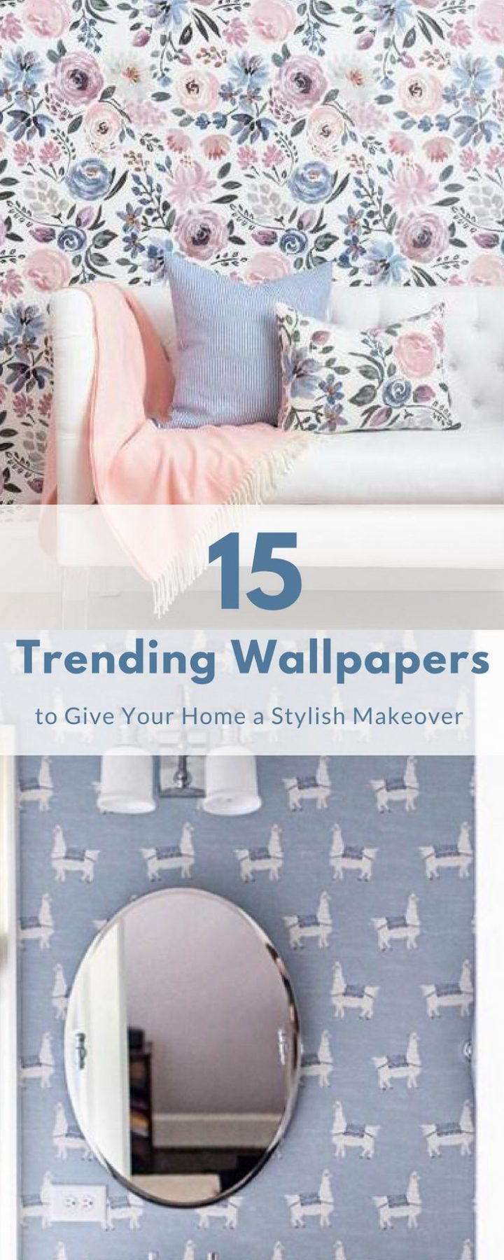 15 Trending Wallpapers for Your Home Best wallpaper designs 720x1800
