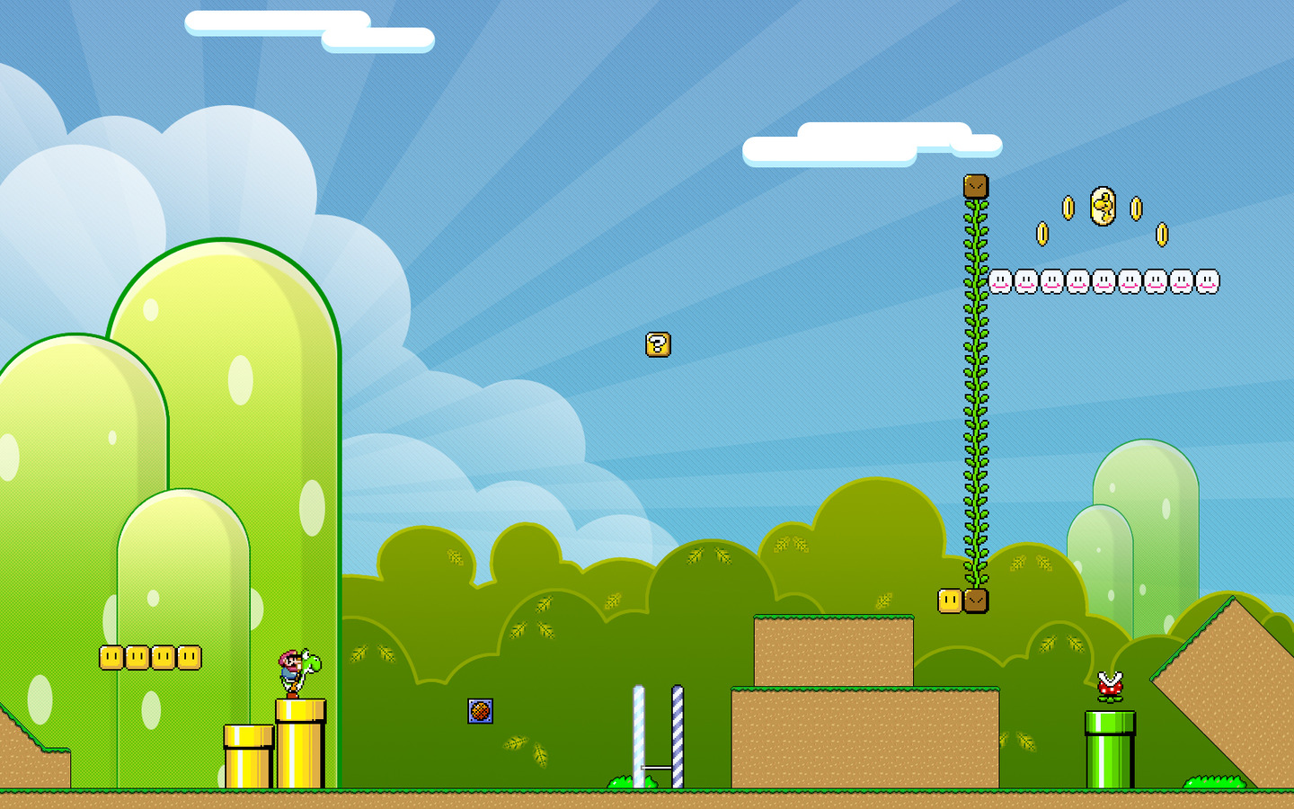 retro video game backgrounds happy with game   happy with game 1440x900