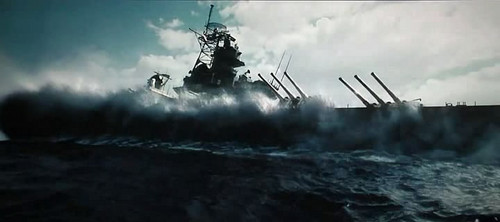 USS Missouri Wallpaper and background images in the Random club 500x222