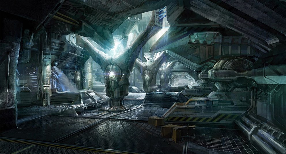 Sci Fi Art Wallpapers Desktop Wallpapers 992x536