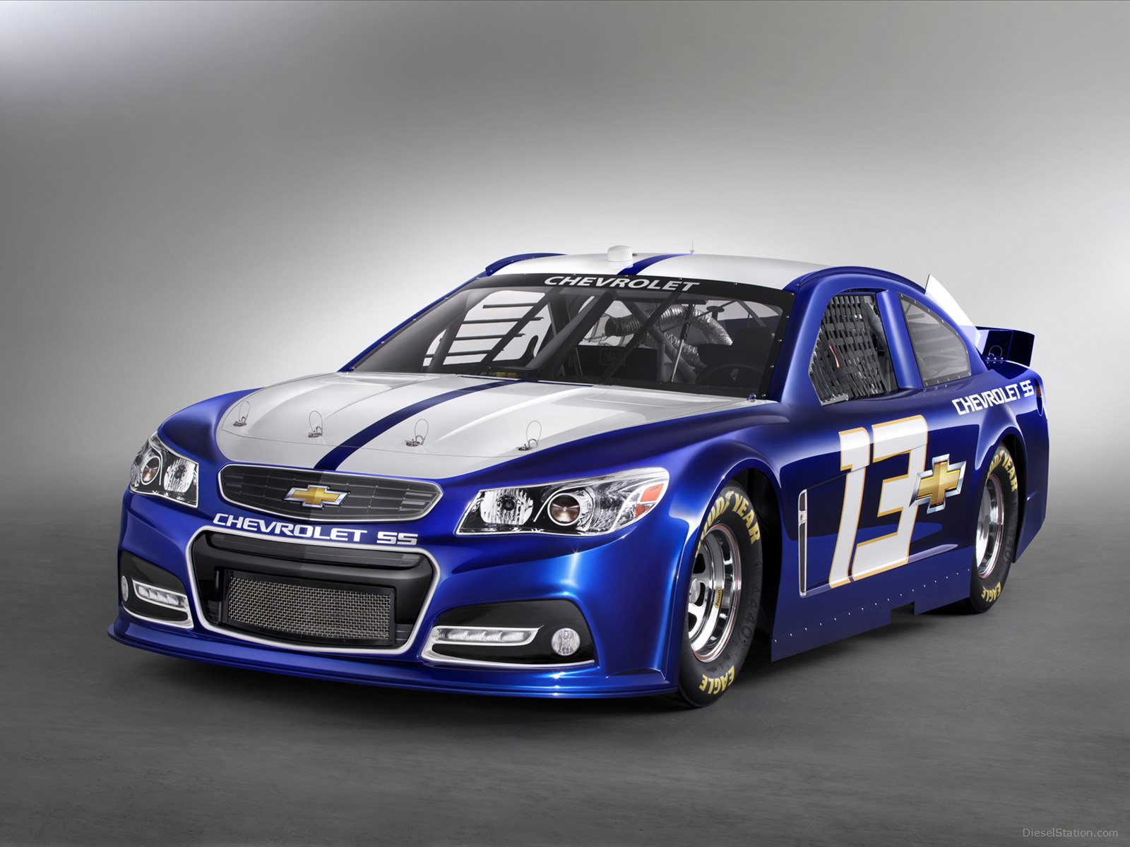 Chevrolet NASCAR SS Race Car 2013 Exotic Car Wallpapers 02 of 16 1600x1200