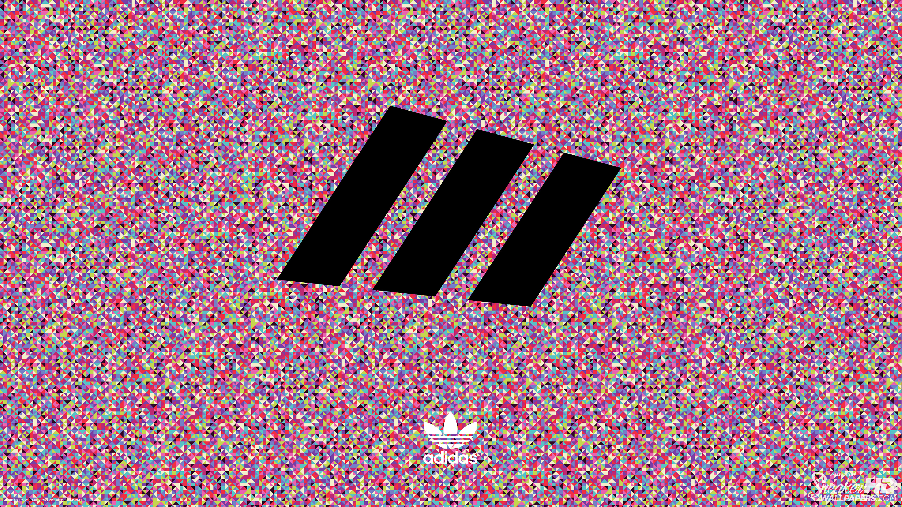 Adidas Flux Wallpaper 3840x2160
