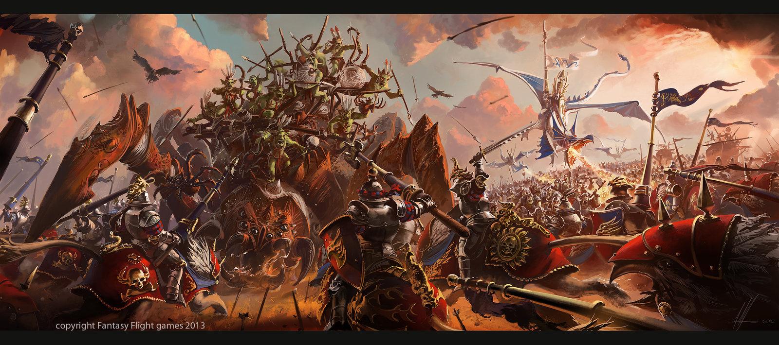 Des nouvelles de Total War Warhammer   Elbakinnet 1600x710