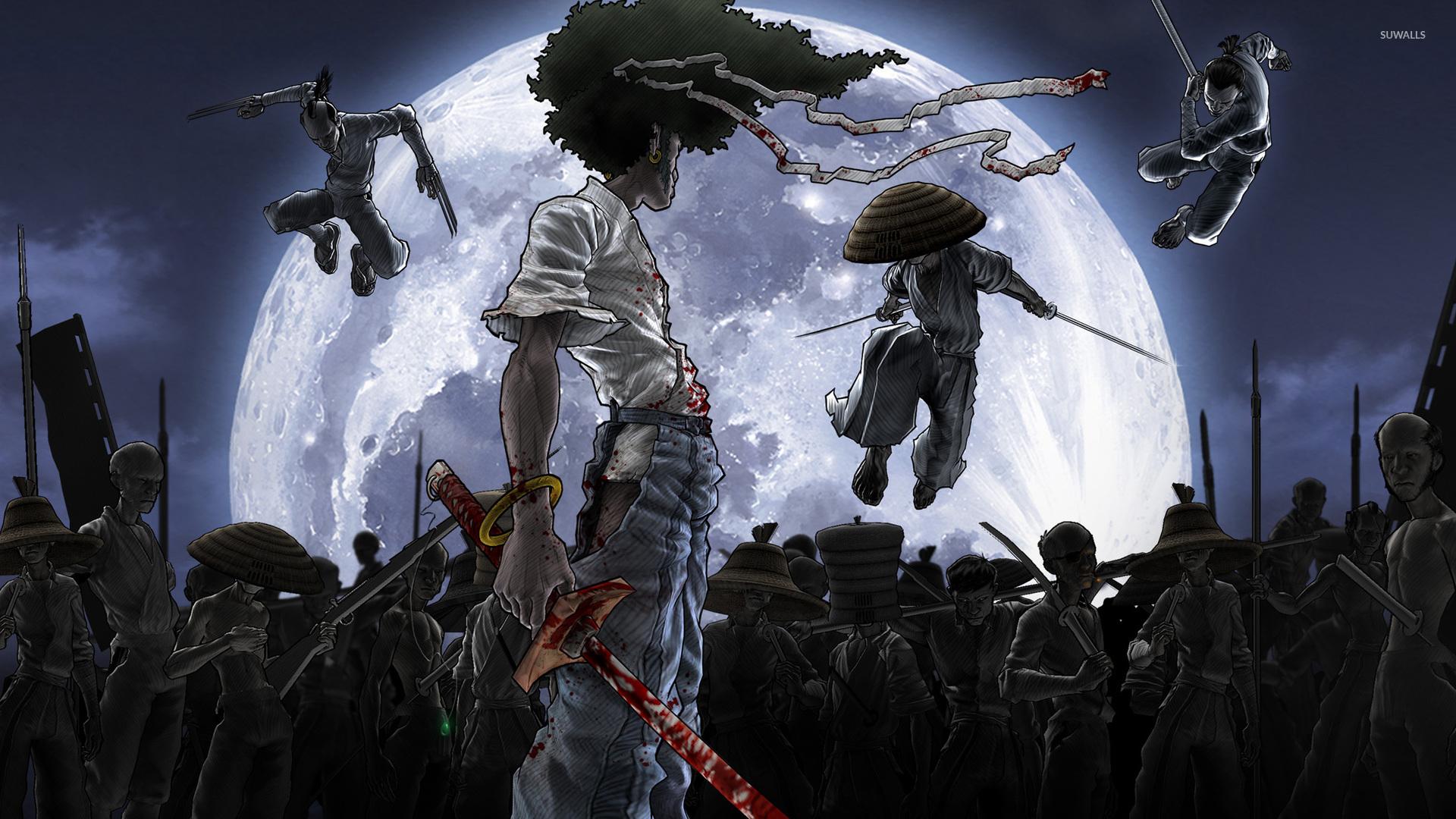 Afro Samurai 2 Jeu PC   Images vidos astuces et avis 1920x1080