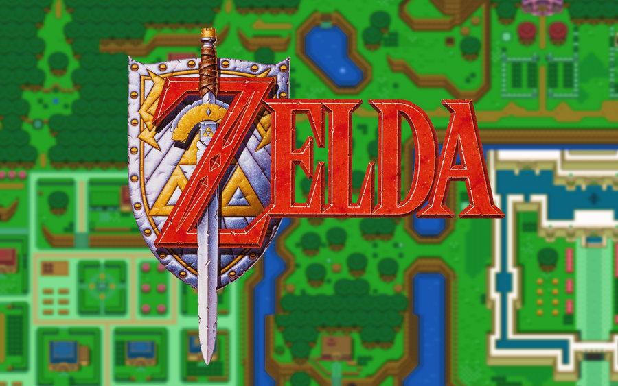 Legend of Zelda Wallpaper by FistfulOfYoshi 900x563