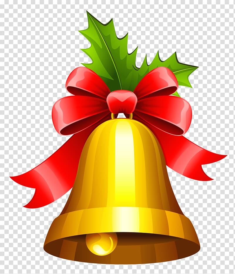 Christmas Jingle bell Bell transparent background PNG clipart 800x931
