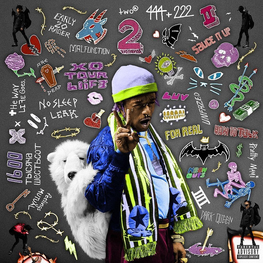 Free Download 11 Months Ago Liluzivert Dropped Luv Is Rage 2 Uzi