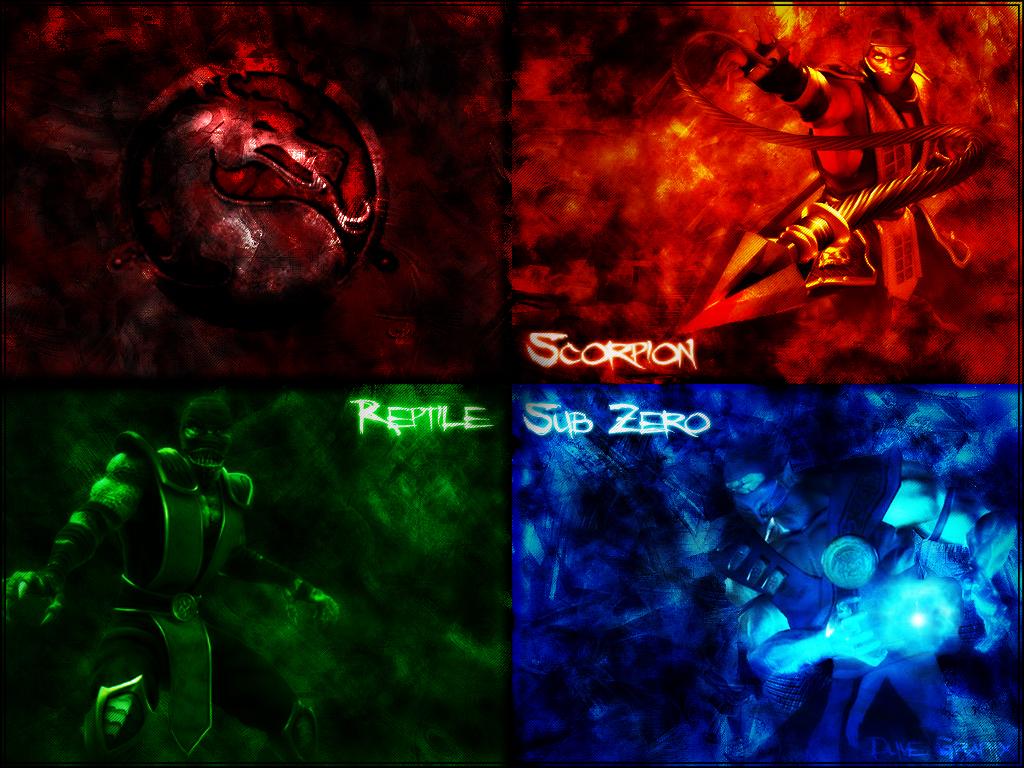 Mortal Kombat Wallpaper by Kirra241 1024x768
