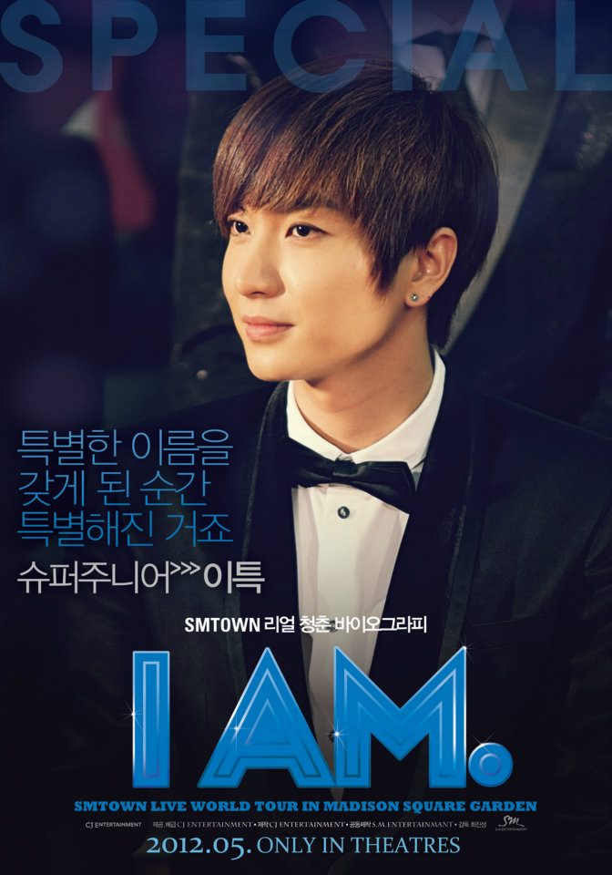 Super Junior images Leeteuks I Am Poster HD wallpaper and 672x960