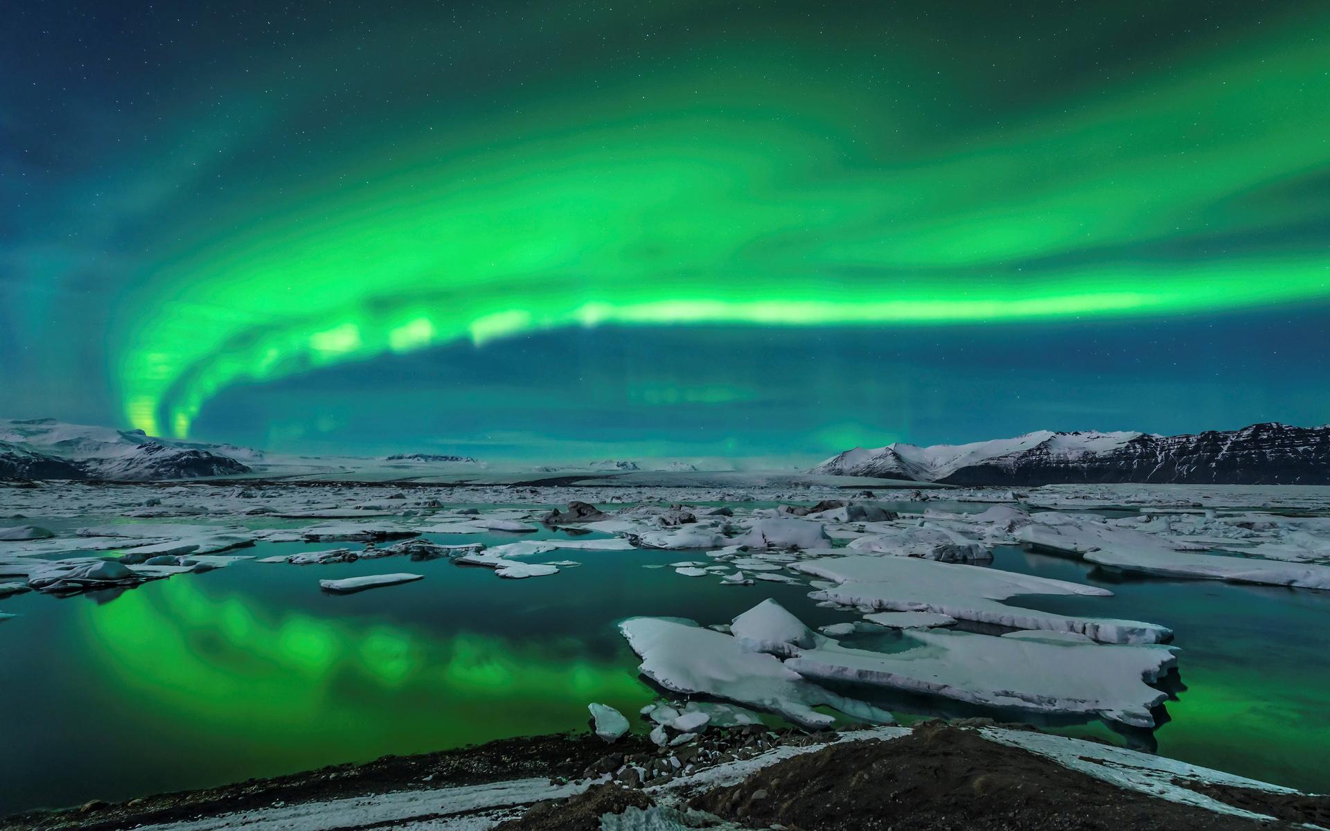 Aurora Northern Lights Widescreen 1920×1200 » Aurora Northern Lights ...