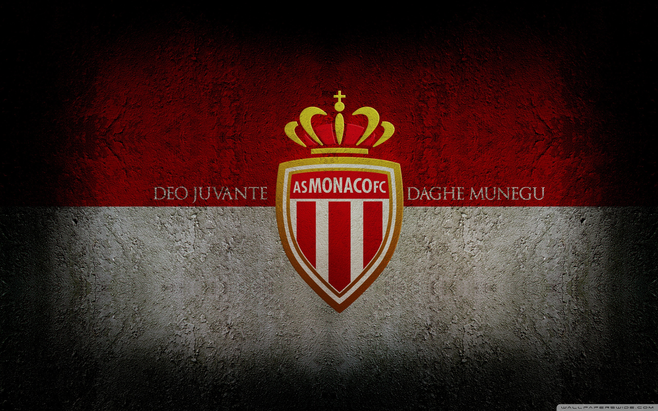 AS Monaco FC 4K HD Desktop Wallpaper for 4K Ultra HD TV Dual 2560x1600