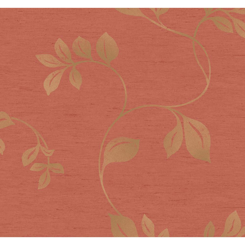 Inspired by Color Coral and Gold Wallpaper 500x500