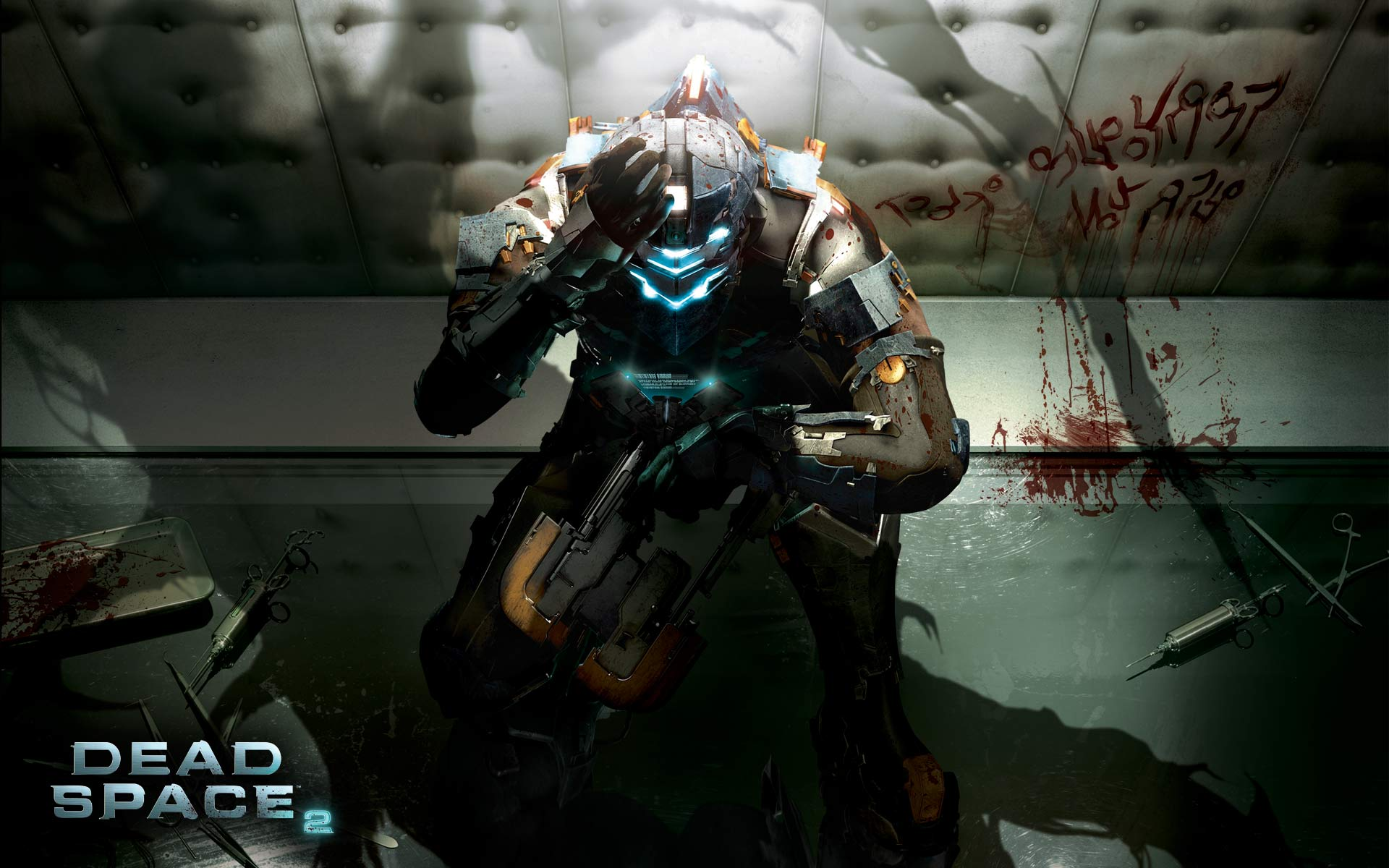 Dead Space 2 Game Wallpapers HD Wallpapers 1920x1200