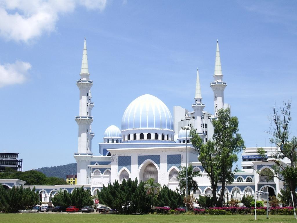 Beautiful Mosque Wallpaper - WallpaperSafari