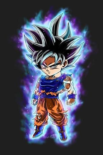 17 Ultra Instinct Goku Wallpaper On Wallpapersafari