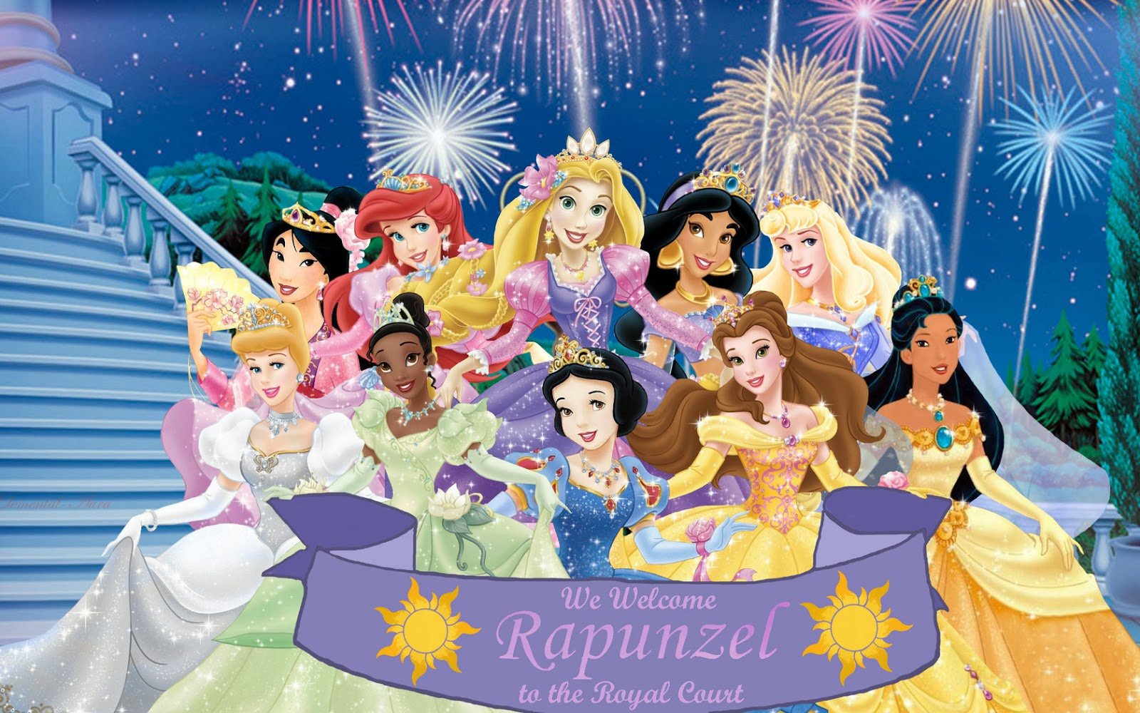 4u Download Disney Princess HD Wallpapers Download 1600x1000