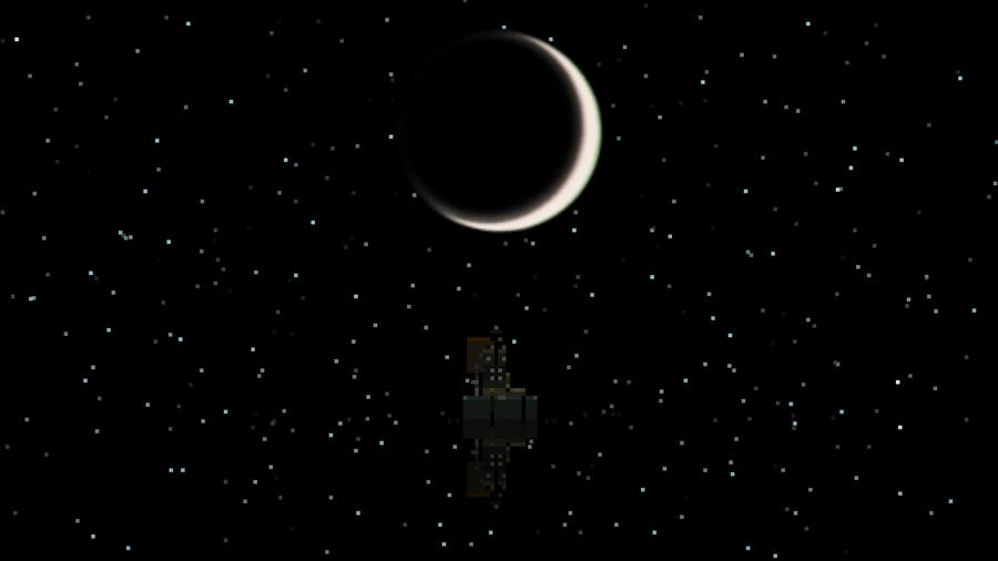 Crescent Moon Wallpaper