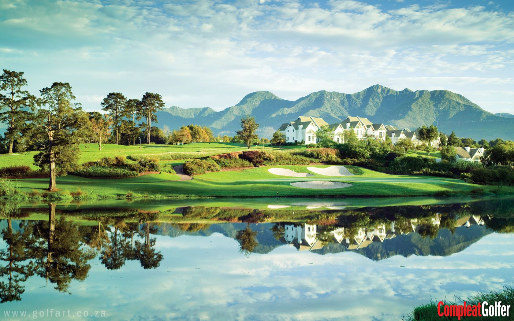 Golf Course Wallpapers 1680x1050