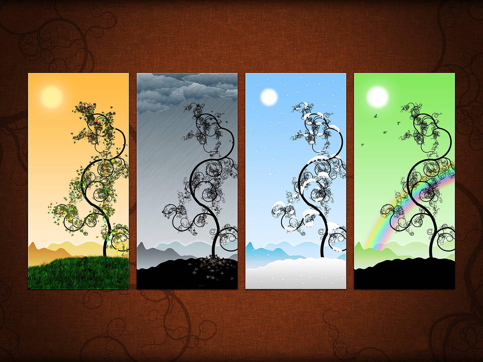 Four Seasons Wallpapers Four Seasons Myspace Backgrounds Four 1600x1200