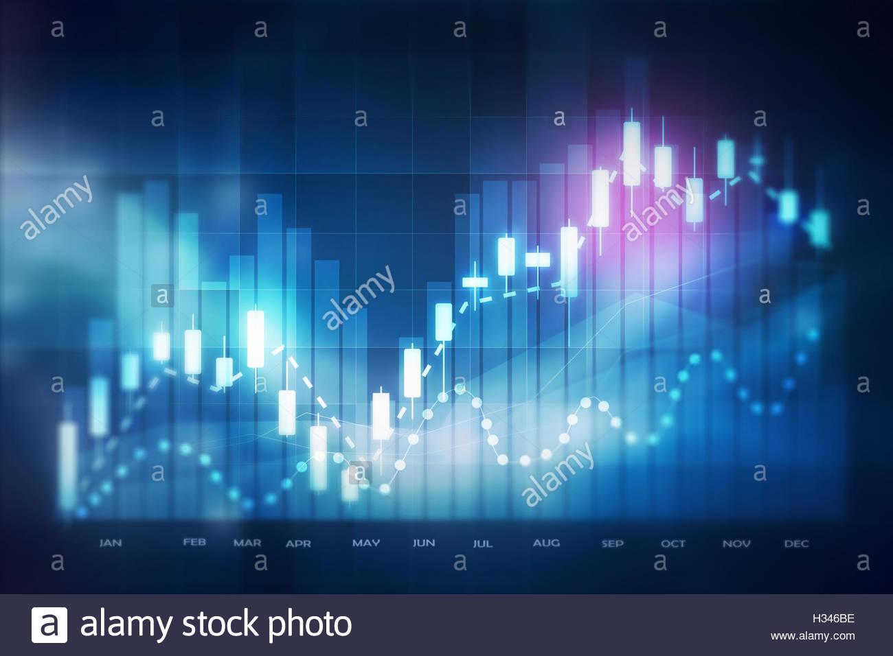 forex trading background Stock Photo 122409378   Alamy 1300x956