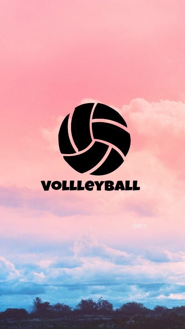 Volleyball background wallpaper 10 Volleyball Volleyball 640x1136