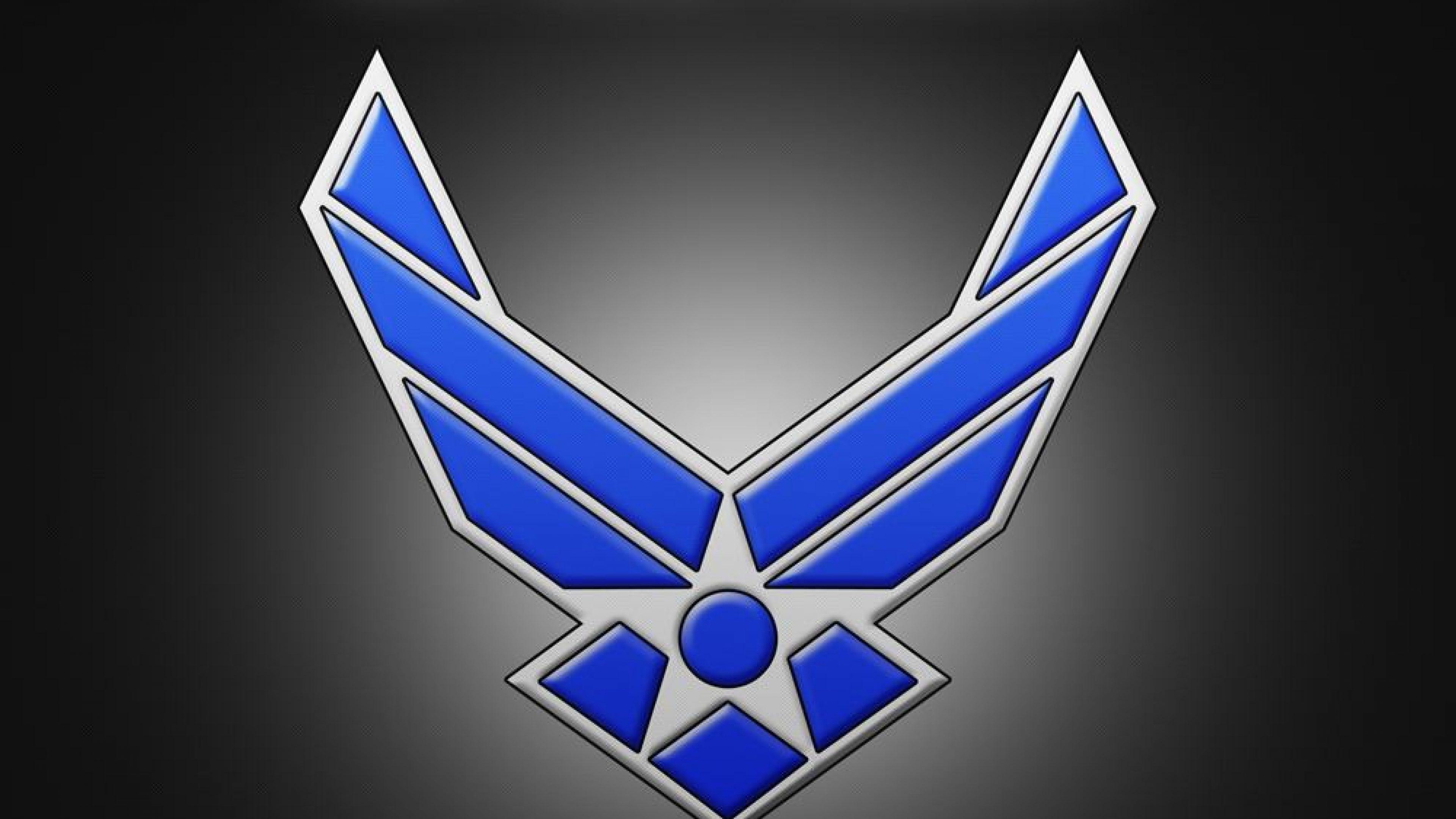 air force logo wallpaper wallpapersafari
