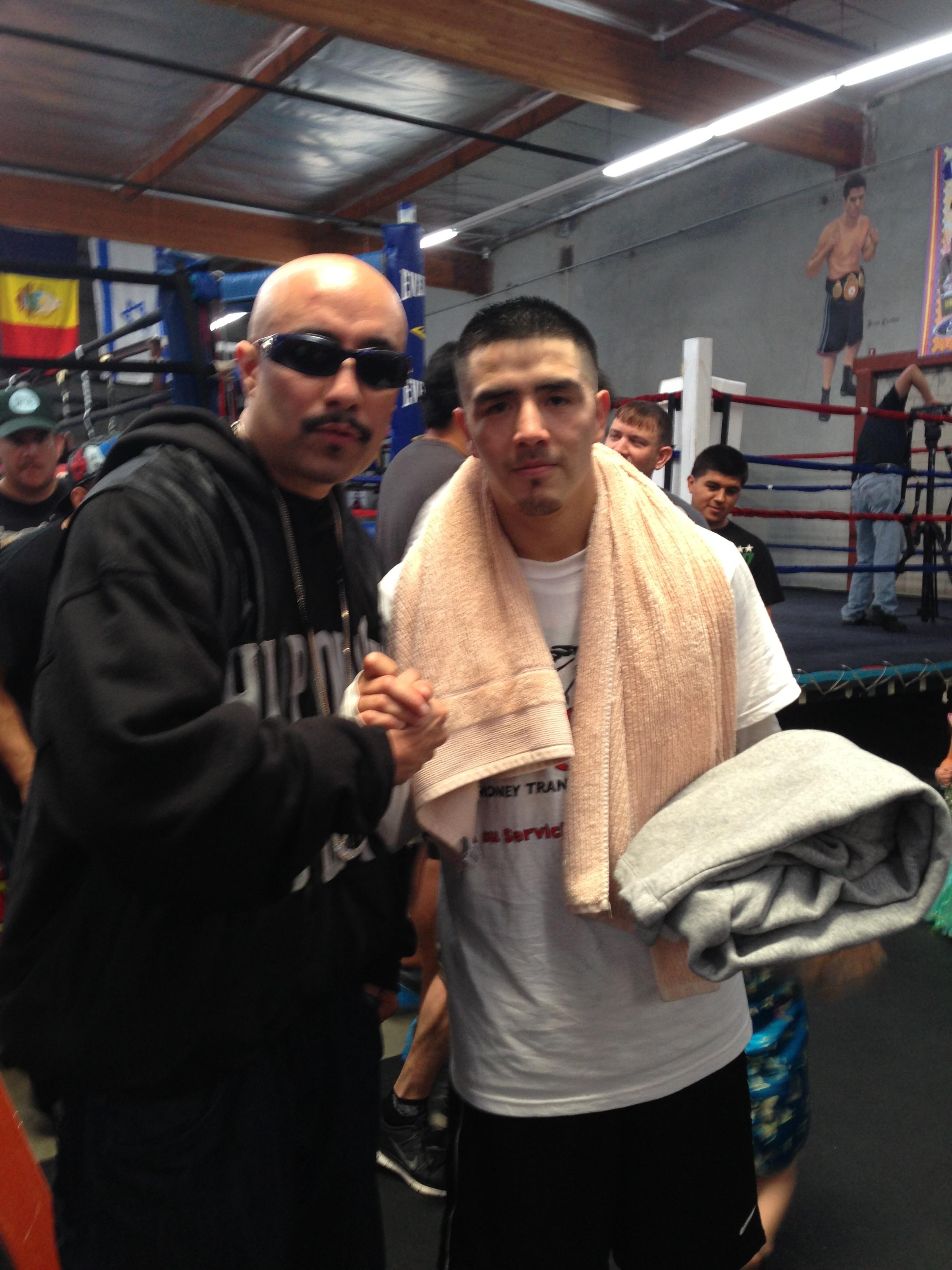 Boxer Brandon Rios & Mr. Capone-E to Launch Motivational Album Pre ...