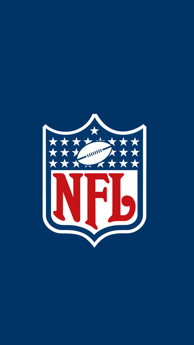 iPhone 5 wallpapers HD   NFL LOGO Backgrounds 640x1136