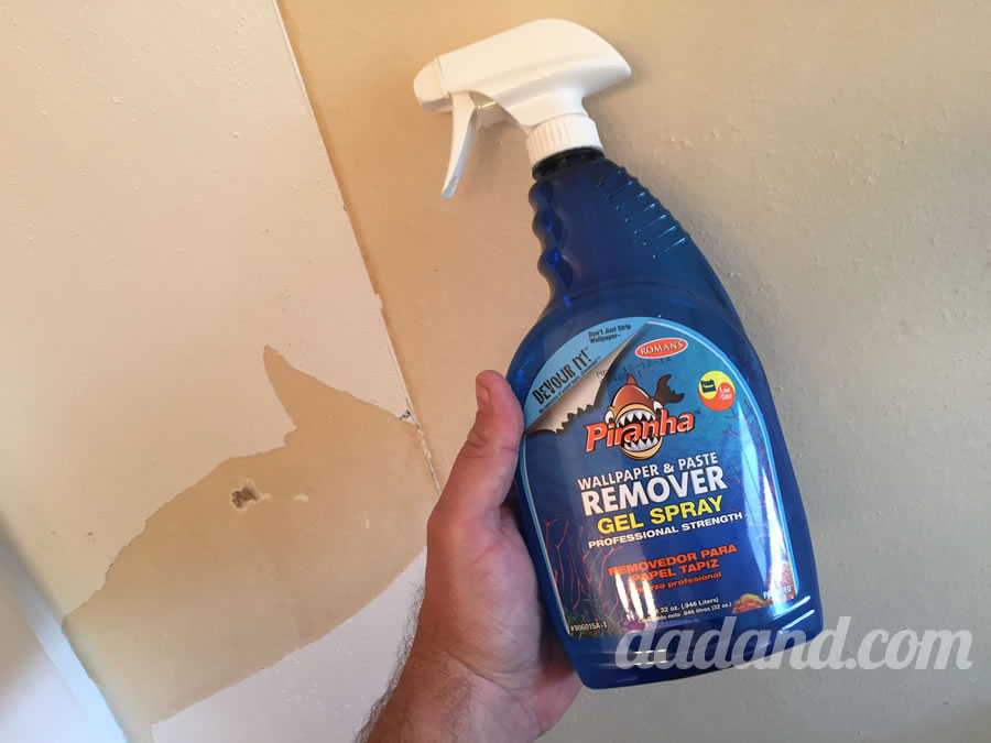 of those wallpaper remnants and glue with this stuff A gel wallpaper 900x675