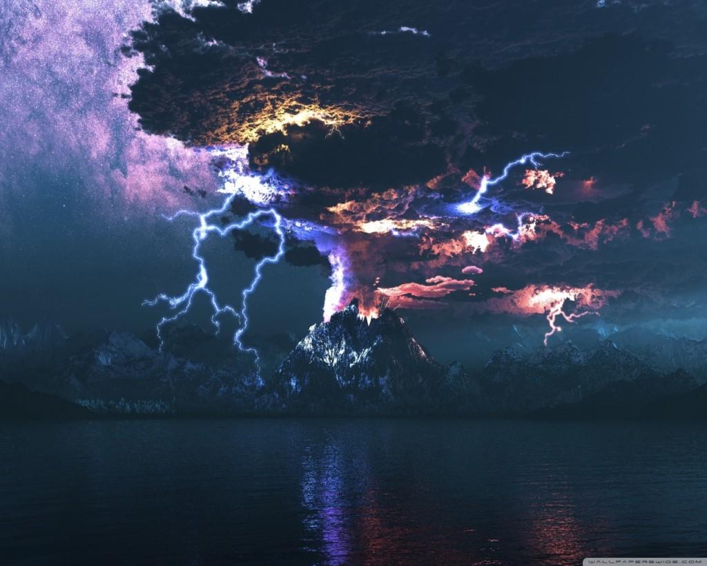 High Definition Wallpapers High: High Definition Lightning Wallpaper