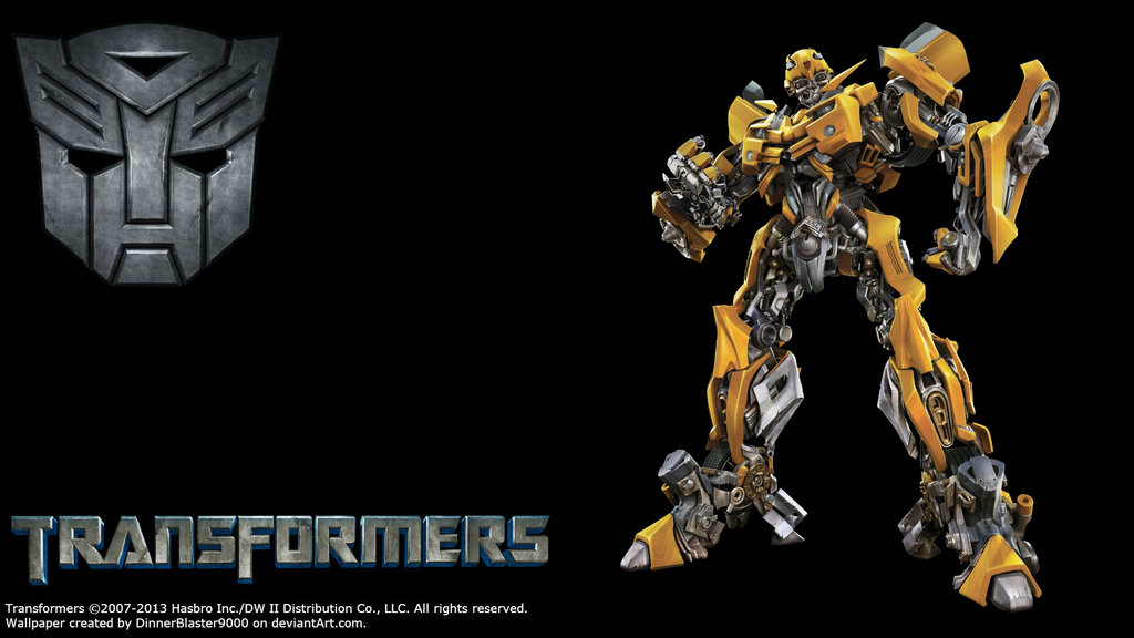 Transformers  Bumblebee Wallpaper 1080p HD by DinnerBlaster9000 on 1024x576